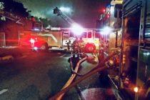 Al menos una decena de familias se quedaron sin hogar tras un incendio en un edificio de North Miami
