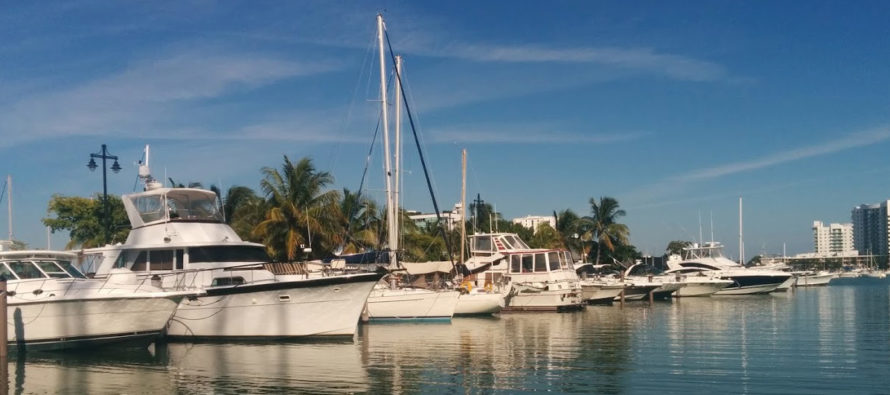 En el Sur de la Florida usan redes sociales para evitar robos marinos