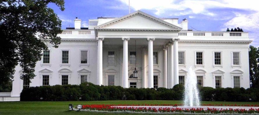 Cierran la Casa Blanca por la existencia de un paquete sospechoso