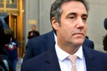 Condenan a tres años de prisión a Michael Cohen, ex abogado de Trump