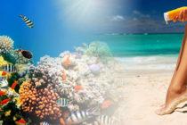 Proteger tu piel del Sol podría dañar los arrecifes de coral