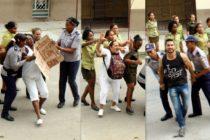 ¡4 años de prisión! por solicitar la libertad para los presos políticos de su país