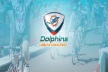 Están abierta inscripciones para el Annual Dolphins Cancer Challenge