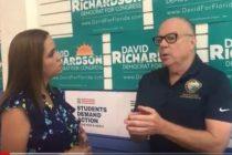¡EXCLUSIVA! Richardson: Shalala es del establishment y hay que acabar con el embargo