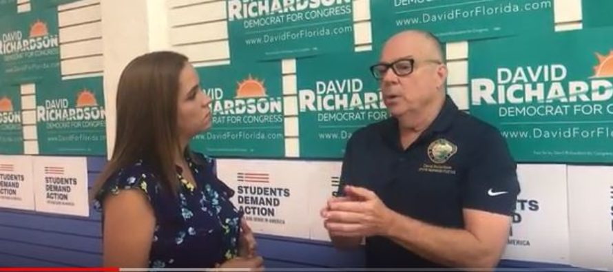 ¡EXCLUSIVA! Richardson: Shalala es del establishment y hay que acabar con el embargo