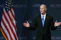 Rick Scott se compromete a trabajar por los 21 millones de floridanos desde el Senado