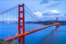 Figura en el puente Golden Gate causa terror a los internautas
