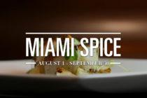 ¡No puede perderse el Miami Spice! (Video)