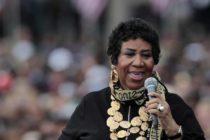 Aretha Franklin se encuentra en estado muy grave