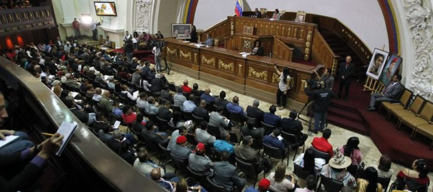 Grave enfrentamiento de Poderes en Venezuela