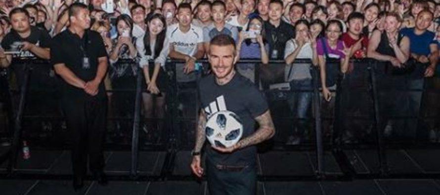 Beckham intenta nuevamente convencer a Messi de jugar en Miami