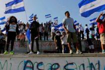 Nicaragüenses tomaron las calles para pedir la liberación inmediata de presos políticos