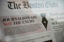 Arrestan a hombre que amenazó con disparar a los periodistas del Boston Globe