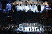 Árbitro de MMA estranguló a un luchador que lo confundió con su rival