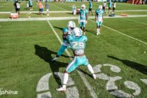 Miami Dolphins comienzan tercera semana de preparación para NFL (+Video)