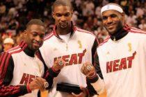 Así se gestó el 'Big Three' multicampeón del Miami Heat