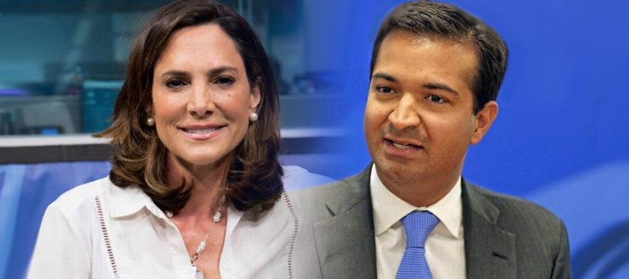 María Elvira Salazar y Carlos Curbelo abanderados republicanos por Florida para el Congreso