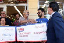 11 oficinistas ganaron 543 millones de dólares del Mega Millions