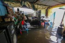 Orinoco: Drones y satélites para ayudar a pueblos bajo las aguas