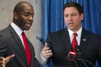 Andrew Gillum y Ron DeSantis triunfan en primarias para Gobernación de Florida