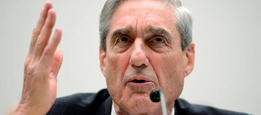 Renunció Robert Mueller: Presentar cargos contra Trump «no era una opción»