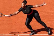 A organizadores de Roland Garros no les gusto el traje de Serena Williams