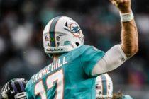Dolphins no tienen claro el futuro de Ryan Tannehill