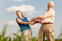 Conoce 10 claves para tener una vejez saludable