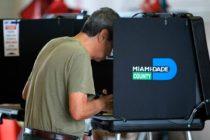 Último día de elecciones primarias en Miami-Dade