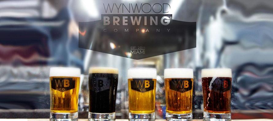 Wynwood Brewing Company está celebrando cinco años