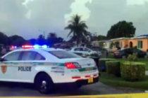 Mujer baleada y niños secuestrados por su madre al sureste de Miami-Dade