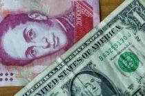 Bolívar Soberano se deprecia 1.8 % frente al dólar
