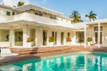 Mansión de Shakira en Miami Beach recién valorada en 12 millones de dólares