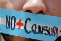 Grave retroceso de libertades de prensa y expresión en Nicaragua