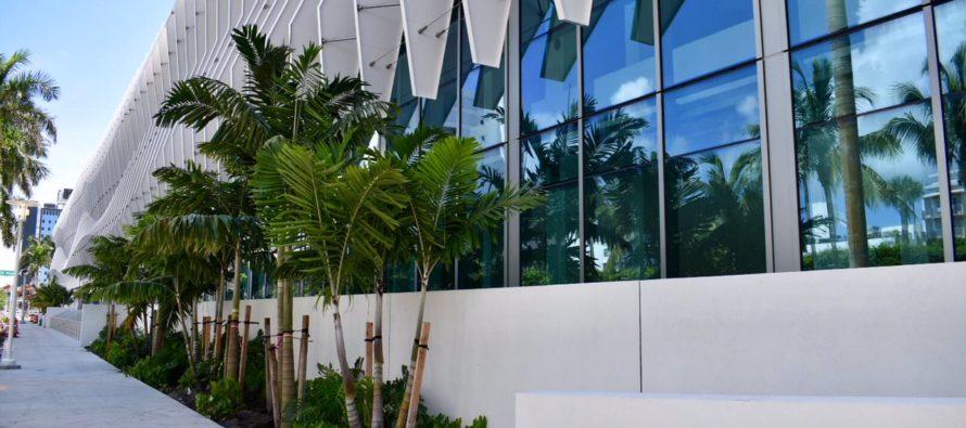 Casi listo el nuevo Centro de Convenciones de Miami Beach