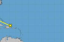 Centro Nacional de Huracanes hace seguimiento de tormenta al sur de Florida