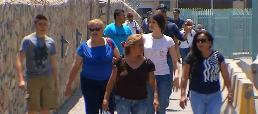 Cubanos siguen llegando a frontera mexicana con EE. UU. para pedir asilo
