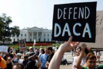 Organizaciones se pronunciaron a favor de beneficiados de DACA y TPS