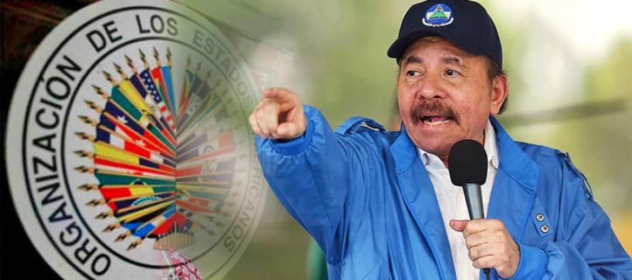 Se inicia primera fase para la aplicación de Carta Democrática Interamericana a Nicaragua