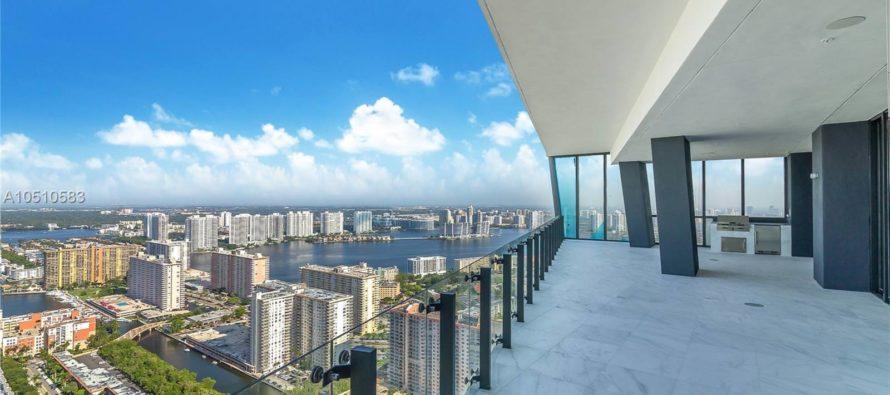 Muse, la torre de condominios que llega al cielo