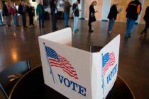 Votantes hicieron largas filas el último día de la votación anticipada