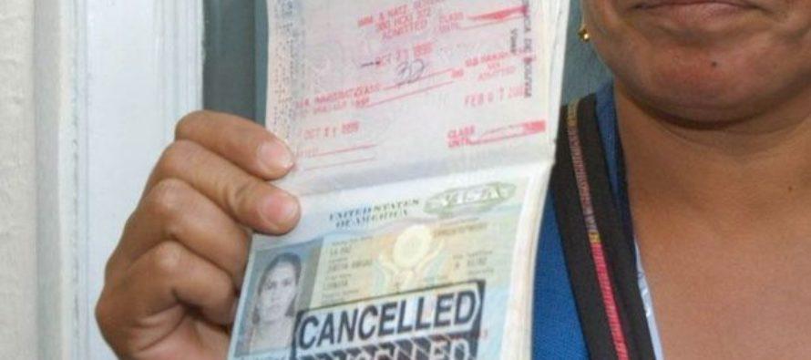 Embajada de EE UU en Cuba informó sobre el cambio de fechas en citas del mes de agosto