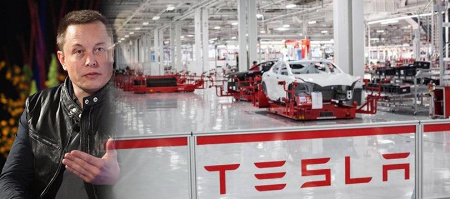 Ex empleado denuncia en Twitter supuestas malas prácticas de Tesla