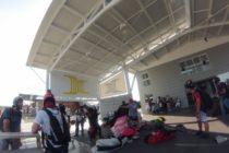 Mueren dos alumnos de escuela de paracaidismo