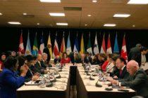 Grupo de Lima acuerda intensificar presión contra Nicolás Maduro