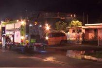 Ocho personas sobrevivieron a un incendio en su vivienda en North Miami