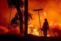 Desde la Franja de Gaza desencadenan incendios en Israel