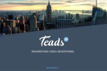 Teads: La innovación debe convertirse  en el motor de la publicidad