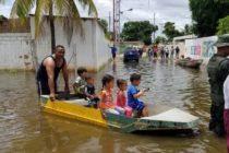 Alerta roja en el río Orinoco