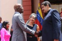 Maduro pide a Petrolera Shell que invierta en Venezuela